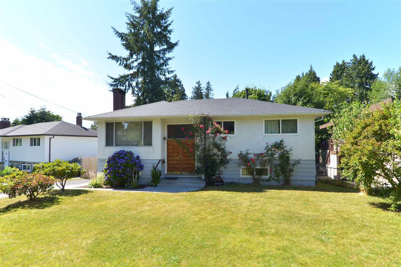 Main Photo: 11039 TAYLOR Way in Delta: Nordel House for sale (N. Delta)  : MLS®# R2188153