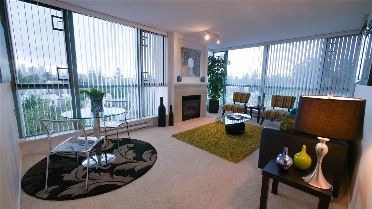"""Main Photo: 603 6622 SOUTHOAKS Crescent in Burnaby: Highgate Condo for sale in """"Gibraltar"""" (Burnaby South)  : MLS®# R2207500"""