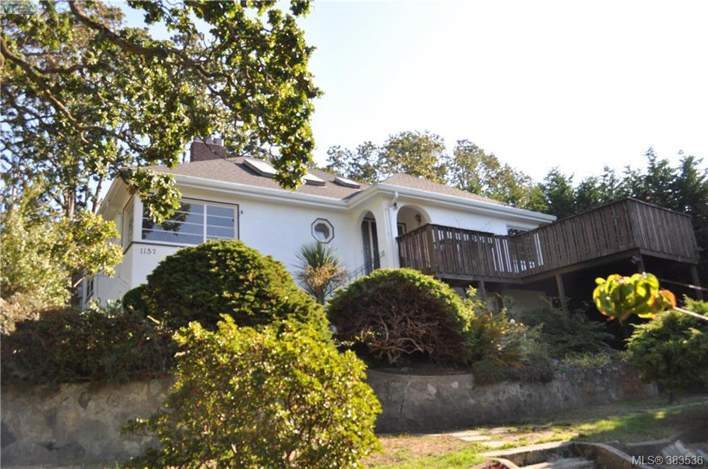 Main Photo: 1157 Clovelly Terrace in VICTORIA: SE Maplewood Single Family Detached for sale (Saanich East)  : MLS®# 383536
