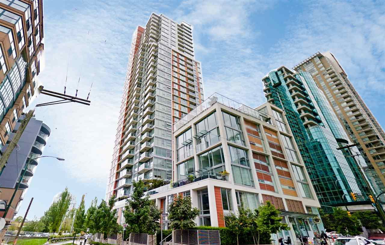 """Main Photo: 2501 1351 CONTINENTAL Street in Vancouver: West End VW Condo for sale in """"THE MADDOX"""" (Vancouver West)  : MLS®# R2227785"""