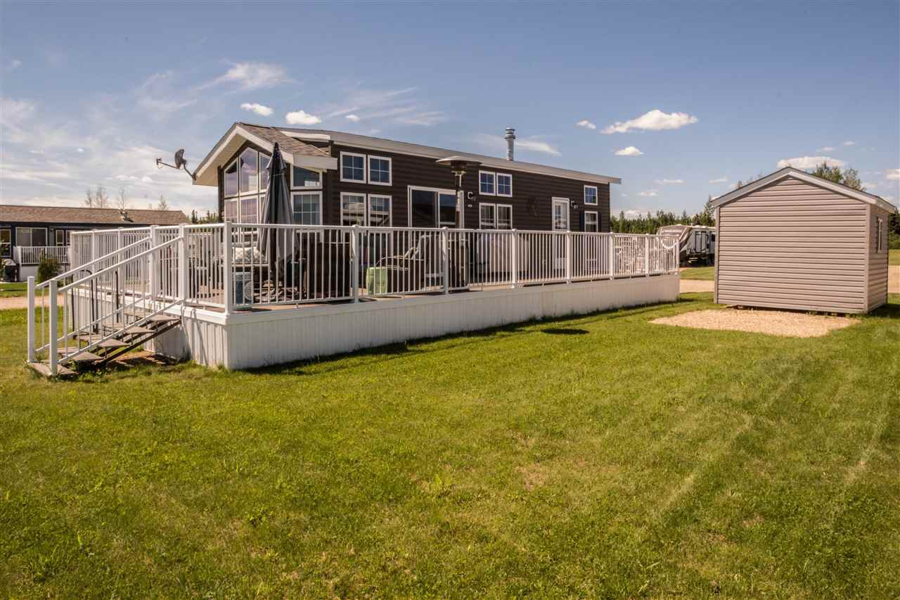 Main Photo: 319 53126 RANGE ROAD 70: Rural Parkland County House for sale : MLS®# E4092059
