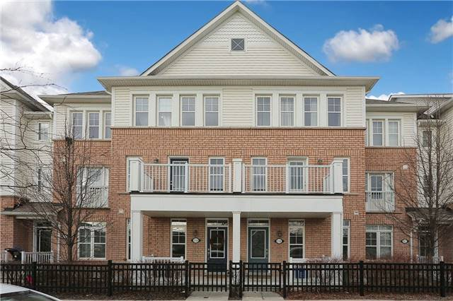 Main Photo: 116 Harbourside Drive in Whitby: Port Whitby House (3-Storey) for sale : MLS®# E4054210