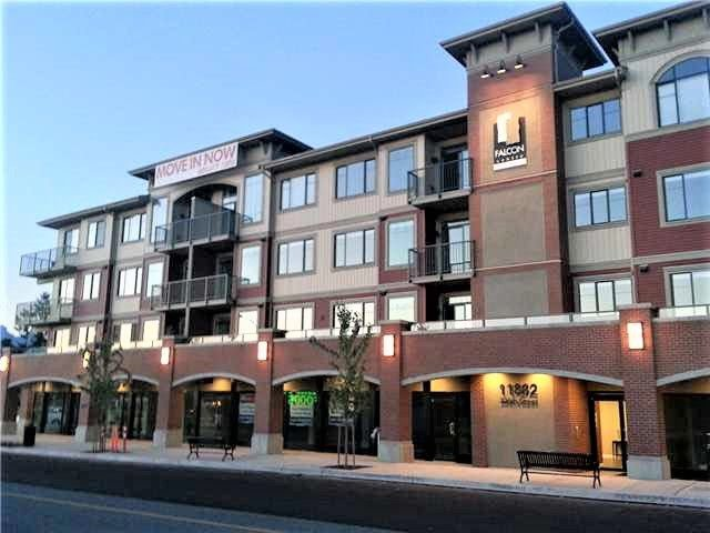 """Main Photo: 314 11882 226TH Street in Maple Ridge: East Central Condo for sale in """"The Residences at Falcon Centre"""" : MLS®# R2258608"""