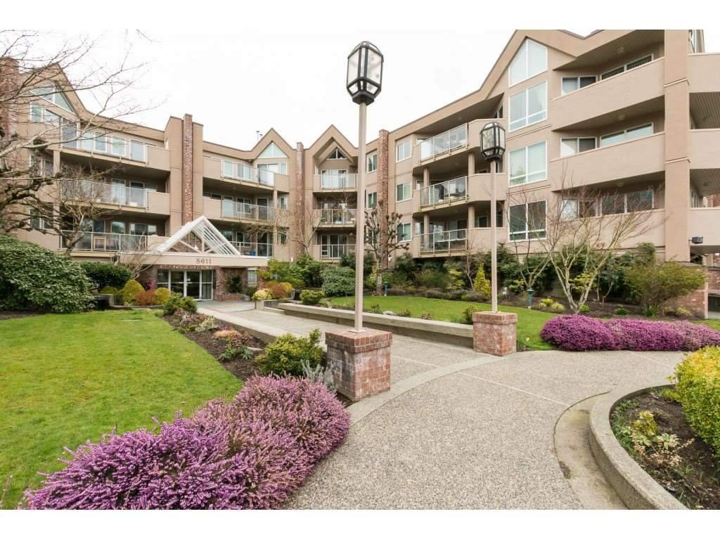 Main Photo: 353 8611 ACKROYD Road in Richmond: Brighouse Condo for sale : MLS®# R2299578