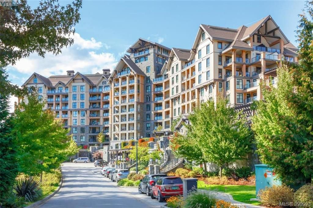 Main Photo: 411 1400 Lynburne Place in VICTORIA: La Bear Mountain Condo Apartment for sale (Langford)  : MLS®# 399993