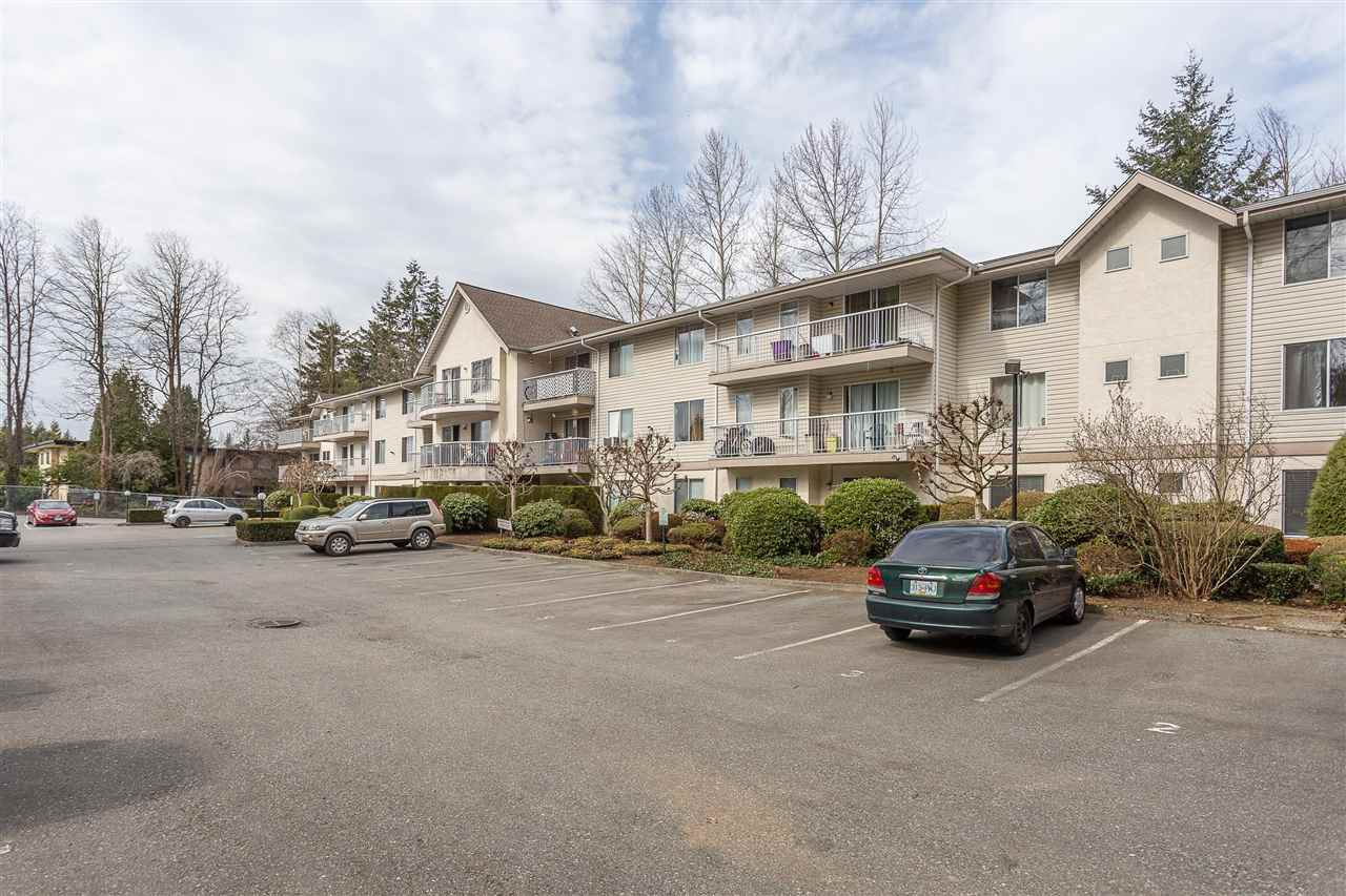 Main Photo: 313 2130 MCKENZIE Road in Abbotsford: Central Abbotsford Condo for sale : MLS®# R2351630