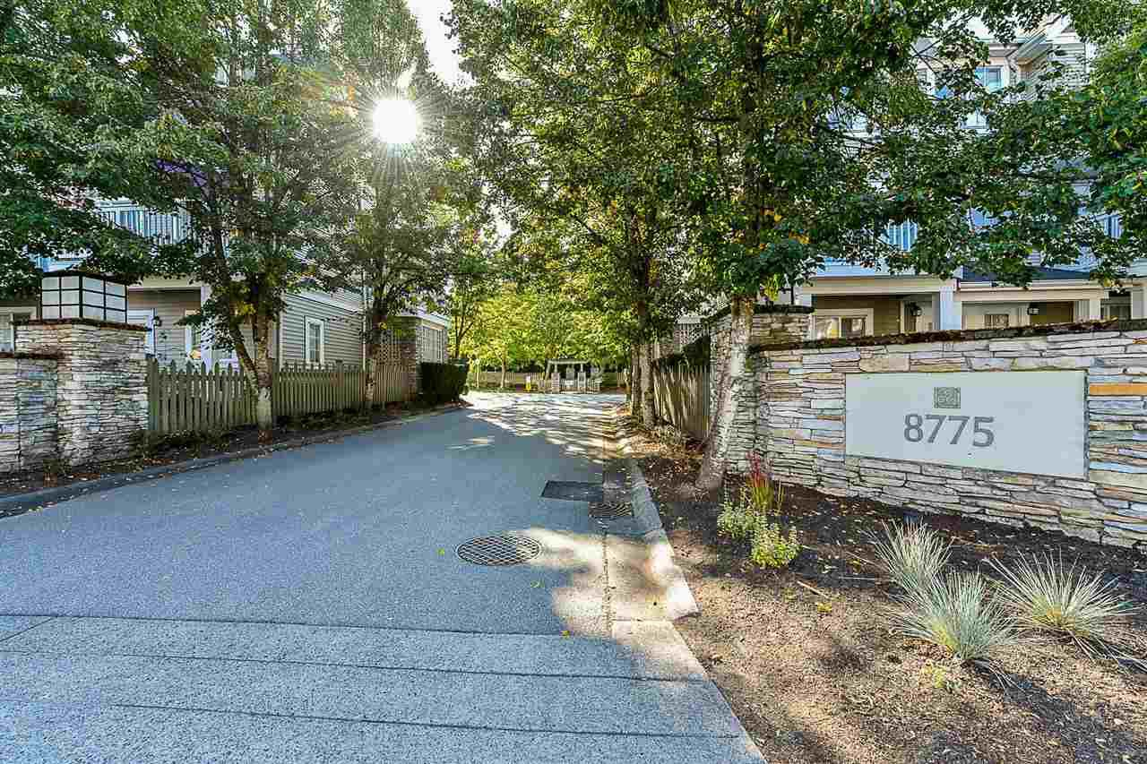 "Main Photo: 45 8775 161 Street in Surrey: Fleetwood Tynehead Townhouse for sale in ""Ballantyn"" : MLS®# R2378142"