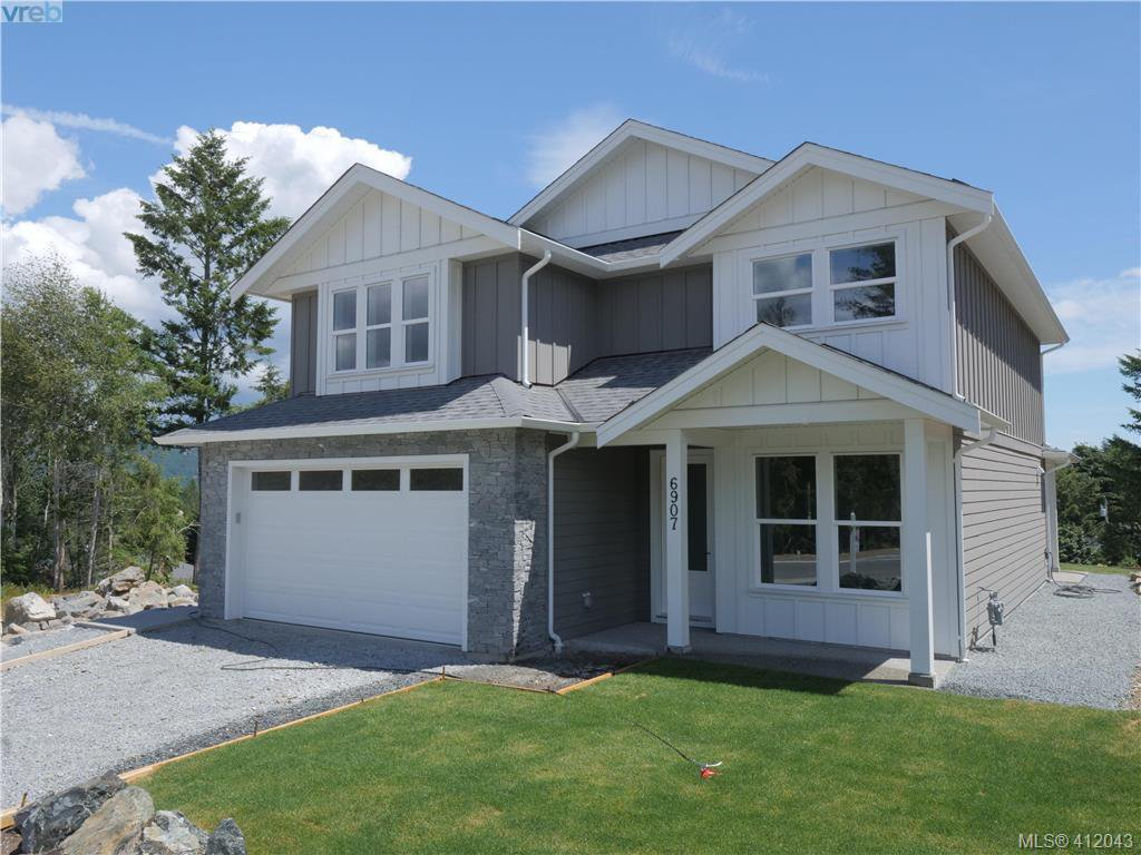 Main Photo: 6907 Burr Dr in SOOKE: Sk Broomhill Single Family Detached for sale (Sooke)  : MLS®# 816838