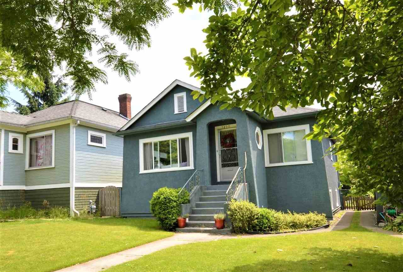 Main Photo: 3120 TURNER Street in Vancouver: Renfrew VE House for sale (Vancouver East)  : MLS®# R2382512