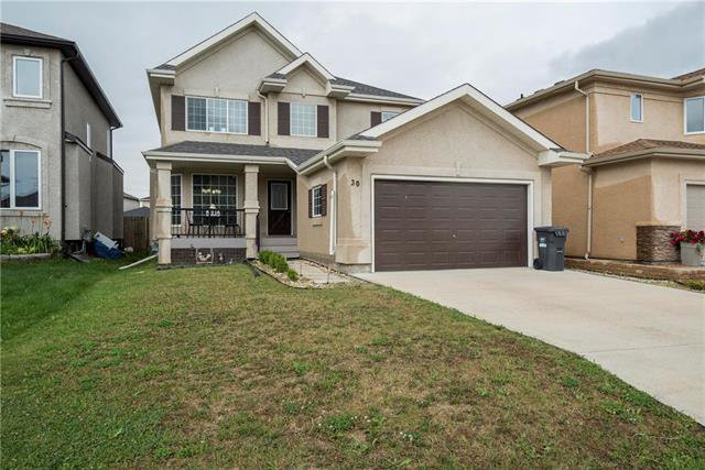 Main Photo: 30 Romance Lane in Winnipeg: Canterbury Park Residential for sale (3M)  : MLS®# 1924574