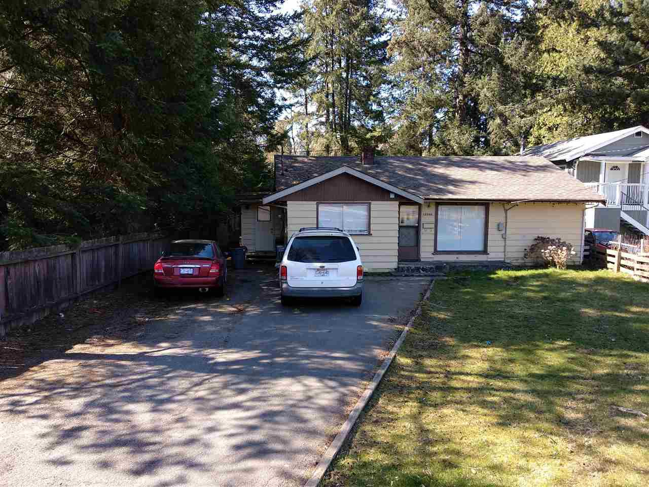 Main Photo: 12966 OLD YALE ROAD in Surrey: Cedar Hills House for sale (North Surrey)  : MLS®# R2353443