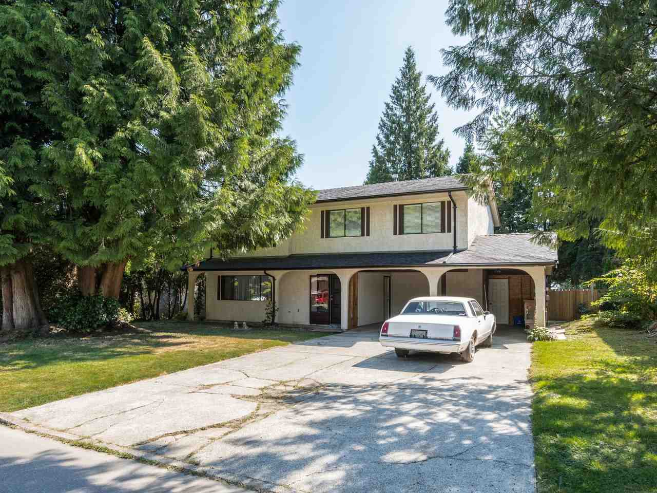 Main Photo: 12246 GEE Street in Maple Ridge: East Central House for sale : MLS®# R2483427