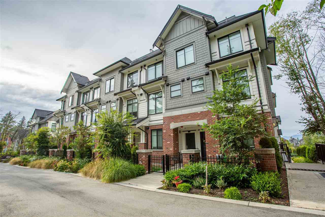 "Main Photo: 110 16528 24A Avenue in Surrey: Grandview Surrey Townhouse for sale in ""Notting Hill"" (South Surrey White Rock)  : MLS®# R2486632"