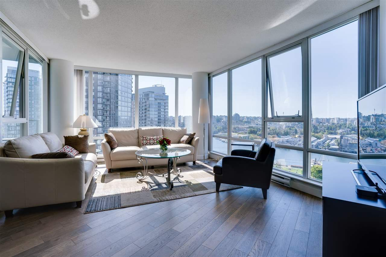 "Main Photo: 1903 1495 RICHARDS Street in Vancouver: Yaletown Condo for sale in ""Azura Two"" (Vancouver West)  : MLS®# R2497124"