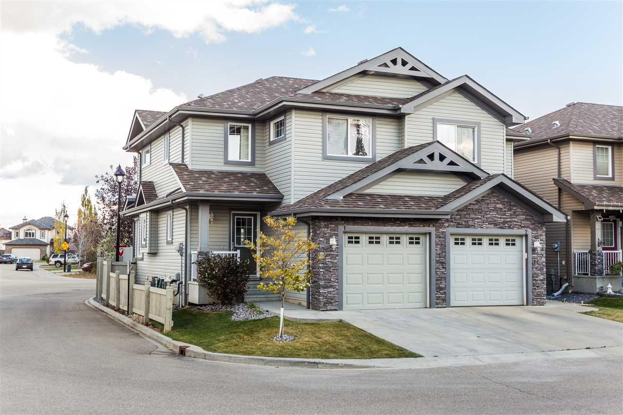 Main Photo: #1 1730 LEGER Gate in Edmonton: Zone 14 House Half Duplex for sale : MLS®# E4217822