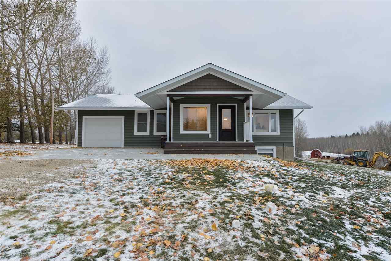 Main Photo: 11 53220 RGE RD 15: Rural Parkland County House for sale : MLS®# E4218491