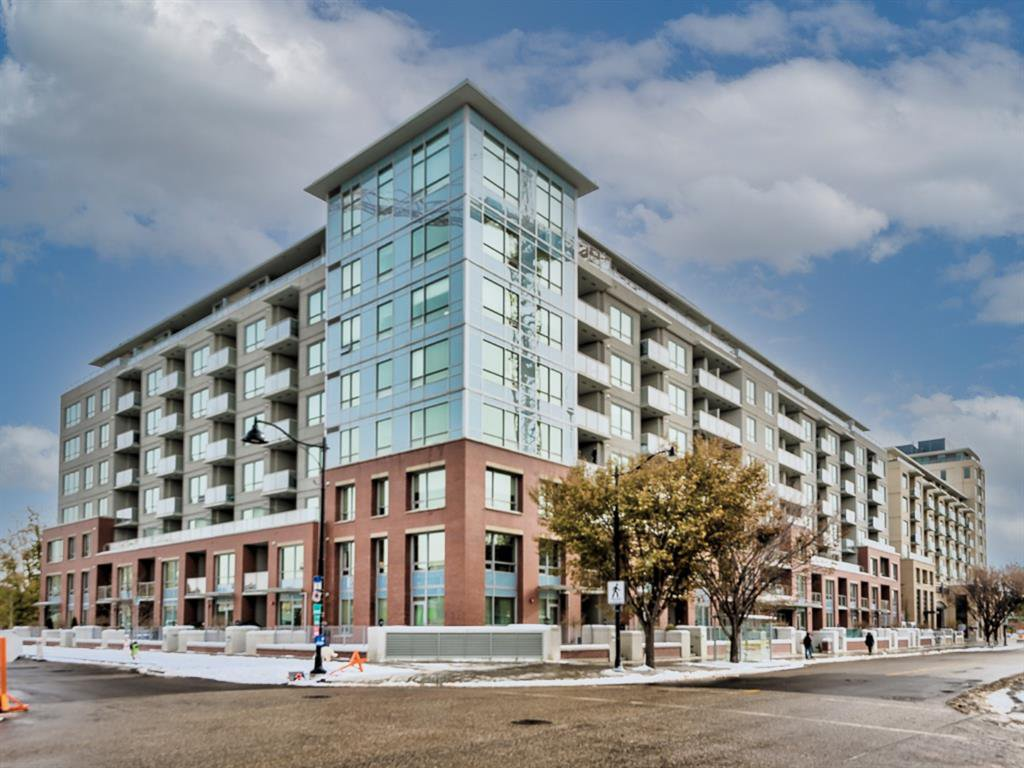 Main Photo: 213 46 9 Street NE in Calgary: Bridgeland/Riverside Apartment for sale : MLS®# A1046980