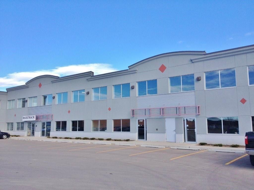 Main Photo: 2111 4416 64 Avenue SE in Calgary: Foothills Industrial for sale : MLS®# A1049945