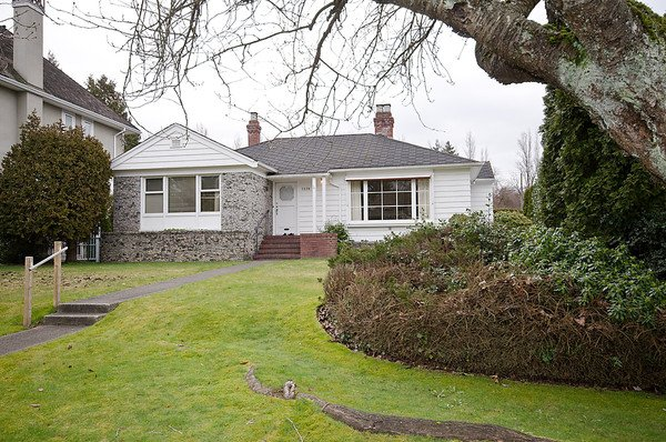 Main Photo: 7250 MARGUERITE Street in Vancouver: South Granville House for sale (Vancouver West)  : MLS®# V875773