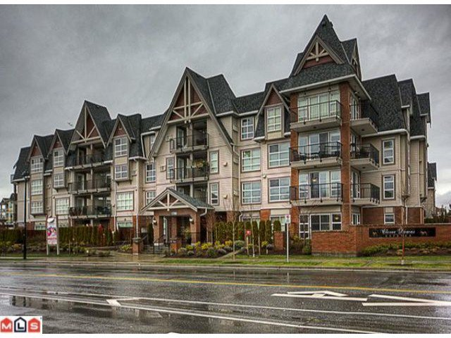 "Main Photo: 211 17769 57TH Avenue in Surrey: Cloverdale BC Condo for sale in ""Cloverdowns Estates"" (Cloverdale)  : MLS®# F1201012"