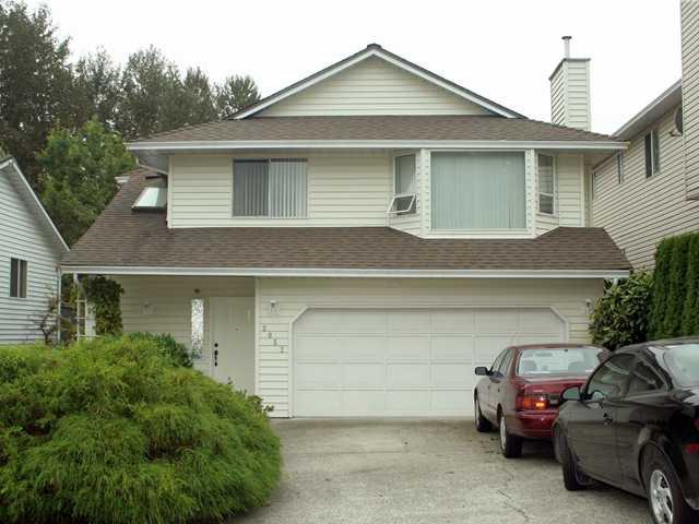 Main Photo: 2052 LEGGATT Place in Port Coquitlam: Citadel PQ House for sale : MLS®# V974600