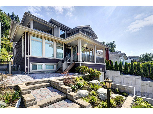 Main Photo: 7356 BARNET RD in Burnaby: Westridge BN House for sale (Burnaby North)  : MLS®# V1022082