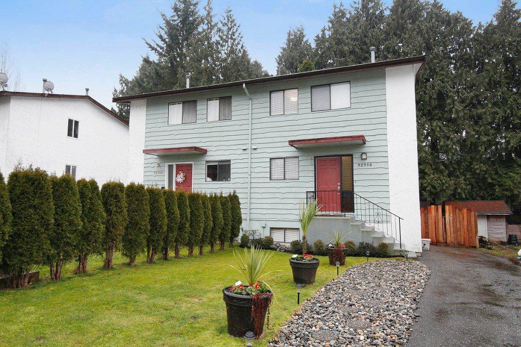 Main Photo: 32358 GREBE Crescent in Mission: Hatzic 1/2 Duplex for sale : MLS®# F1402350