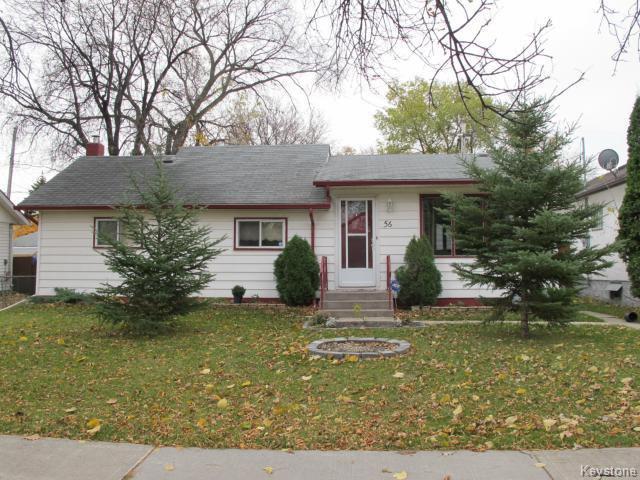 Main Photo:  in WINNIPEG: St Vital Residential for sale (South East Winnipeg)  : MLS®# 1425921