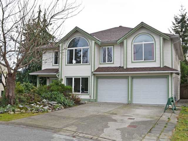 "Main Photo: 1736 PEKRUL Place in Port Coquitlam: Lower Mary Hill House for sale in ""LOWER MARY HILL"" : MLS®# V1096781"