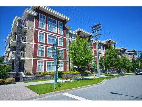 Main Photo: 420 2477 KELLY Ave in Port Coquitlam: Central Pt Coquitlam Home for sale ()  : MLS®# V1015324