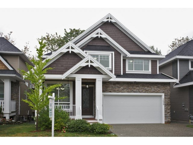 """Main Photo: 7658 210A Avenue in Langley: Willoughby Heights House for sale in """"YORKSON"""" : MLS®# F1447492"""