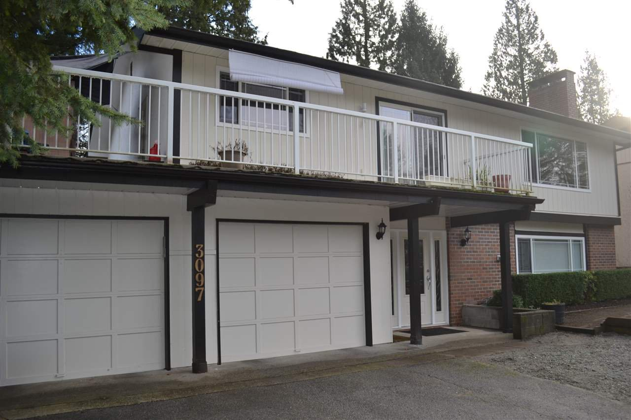 Main Photo: 3097 MARINER Way in Coquitlam: Ranch Park House for sale : MLS®# R2025079