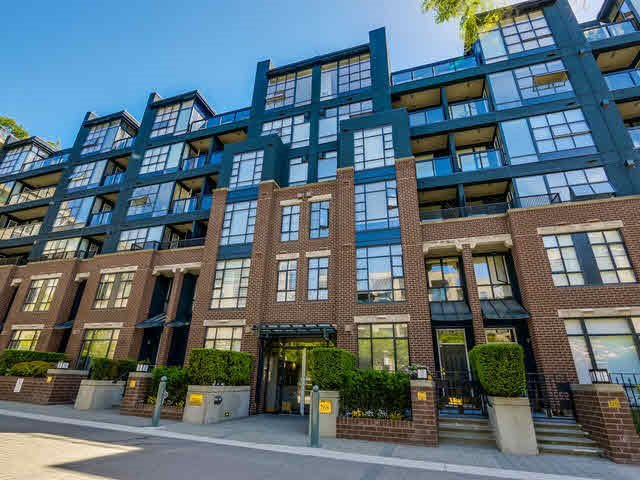 "Main Photo: 506 2268 REDBUD Lane in Vancouver: Kitsilano Condo for sale in ""Ansonia"" (Vancouver West)  : MLS®# R2098315"