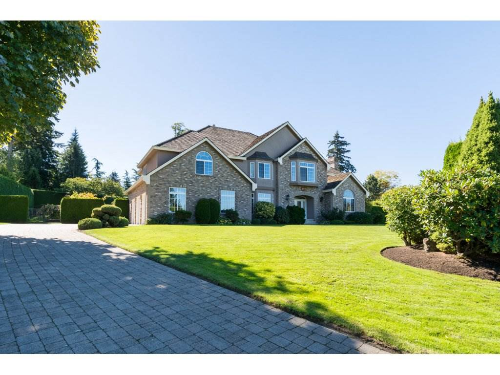 Main Photo: 2721 165 Street in Surrey: Grandview Surrey House for sale (South Surrey White Rock)  : MLS®# R2108624