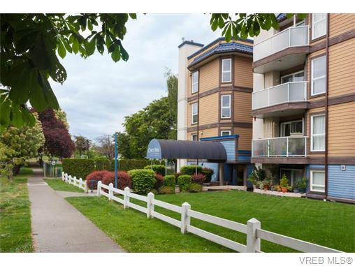 Main Photo: 102 2529 Wark St in VICTORIA: Vi Hillside Condo for sale (Victoria)  : MLS®# 742540