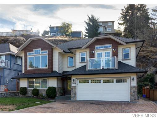 Main Photo: 3459 Auburn Crt in VICTORIA: La Walfred House for sale (Langford)  : MLS®# 742561