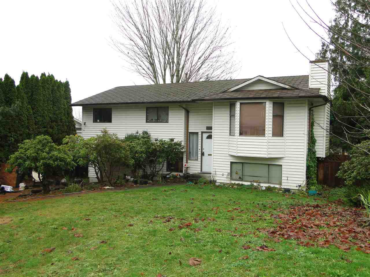 Main Photo: 7925 PLOVER Street in Mission: Mission BC House for sale : MLS®# R2125715