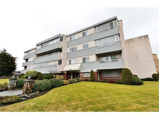 Main Photo: 304 545 Rithet Street in VICTORIA: Vi James Bay Condo Apartment for sale (Victoria)  : MLS®# 373362
