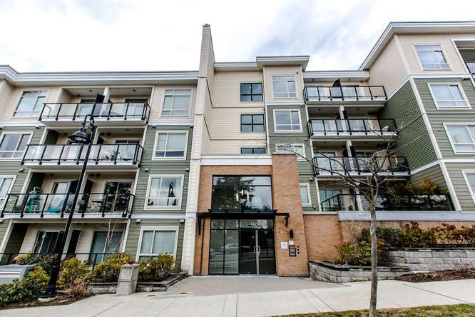 "Main Photo: 222 13789 107A Avenue in Surrey: Whalley Condo for sale in ""QUATTRO 2"" (North Surrey)  : MLS®# R2142523"