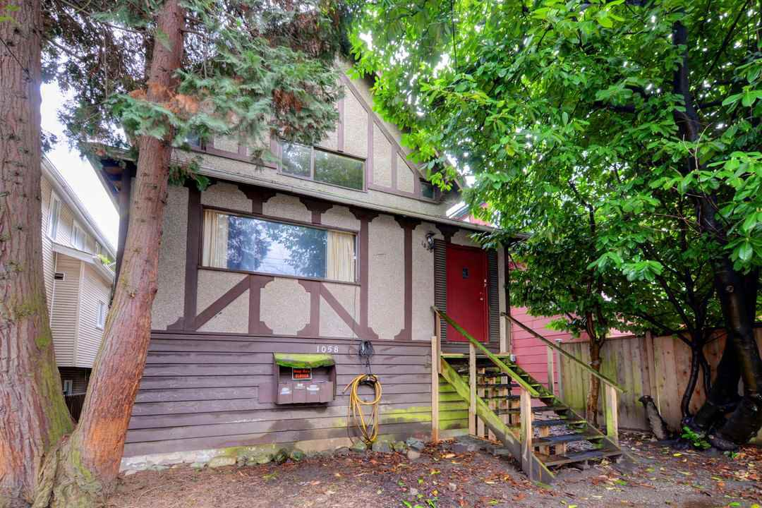 """Main Photo: 1058 E 13TH Avenue in Vancouver: Mount Pleasant VE House for sale in """"Mount Pleasant"""" (Vancouver East)  : MLS®# R2143092"""