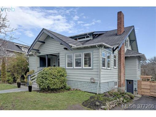 Main Photo: 241 Beechwood Avenue in VICTORIA: Vi Fairfield East Single Family Detached for sale (Victoria)  : MLS®# 377266