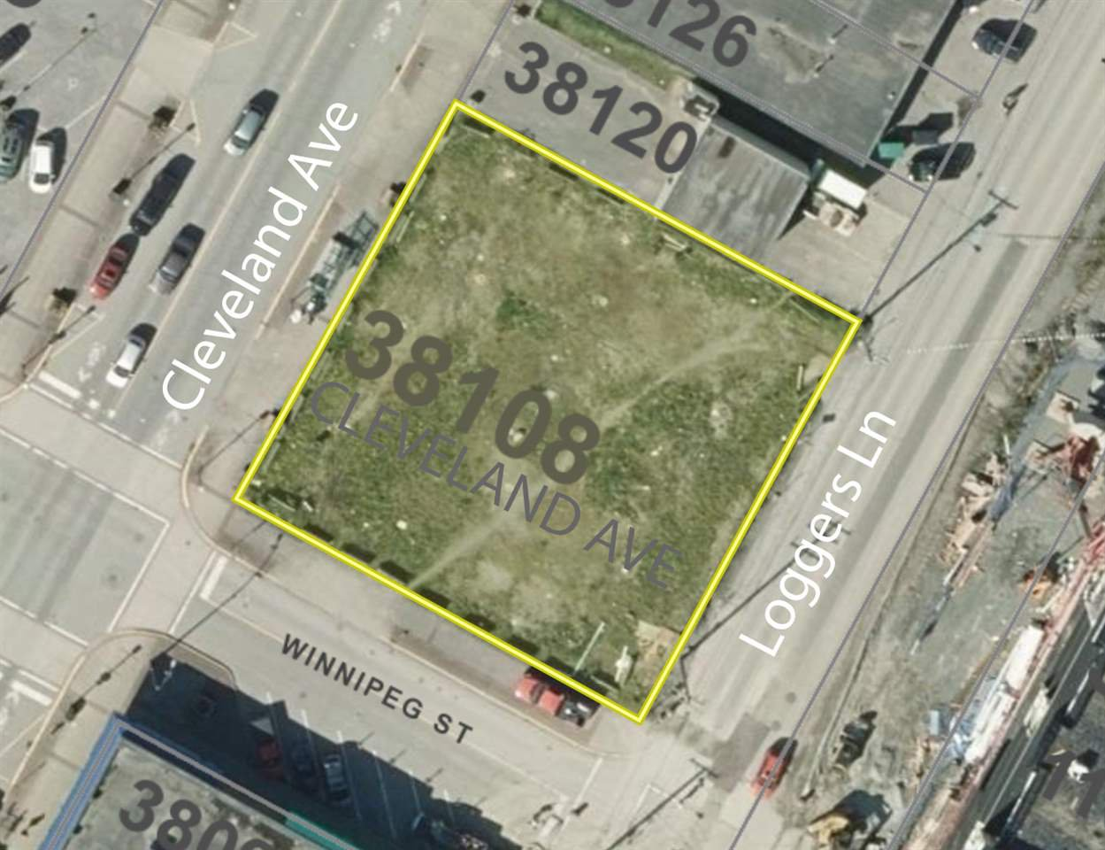 Main Photo: 38108 CLEVELAND Avenue in Squamish: Downtown SQ Land Commercial for sale : MLS®# C8015174