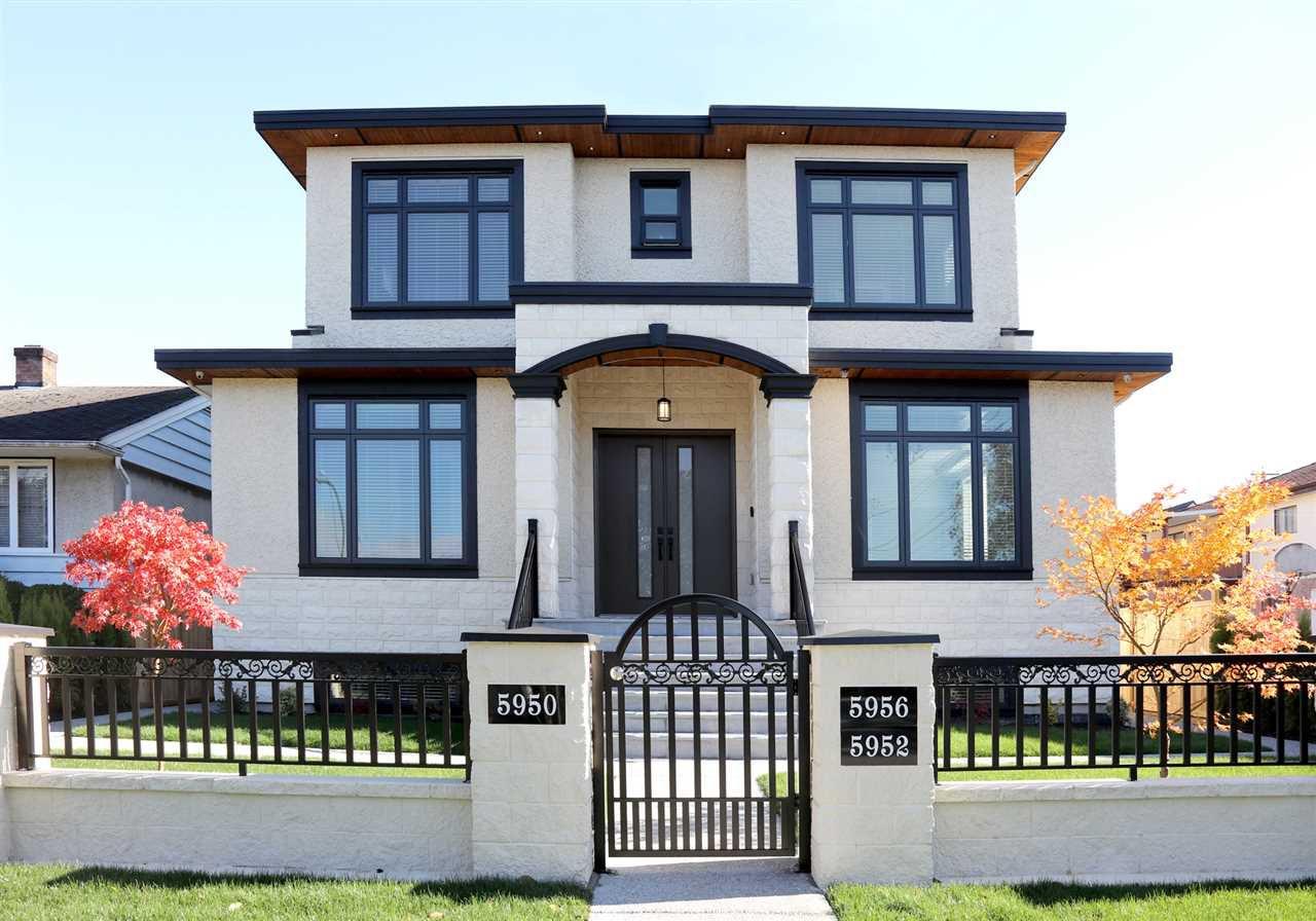 Main Photo: 5950 ARLINGTON Street in Vancouver: Killarney VE House for sale (Vancouver East)  : MLS®# R2215499