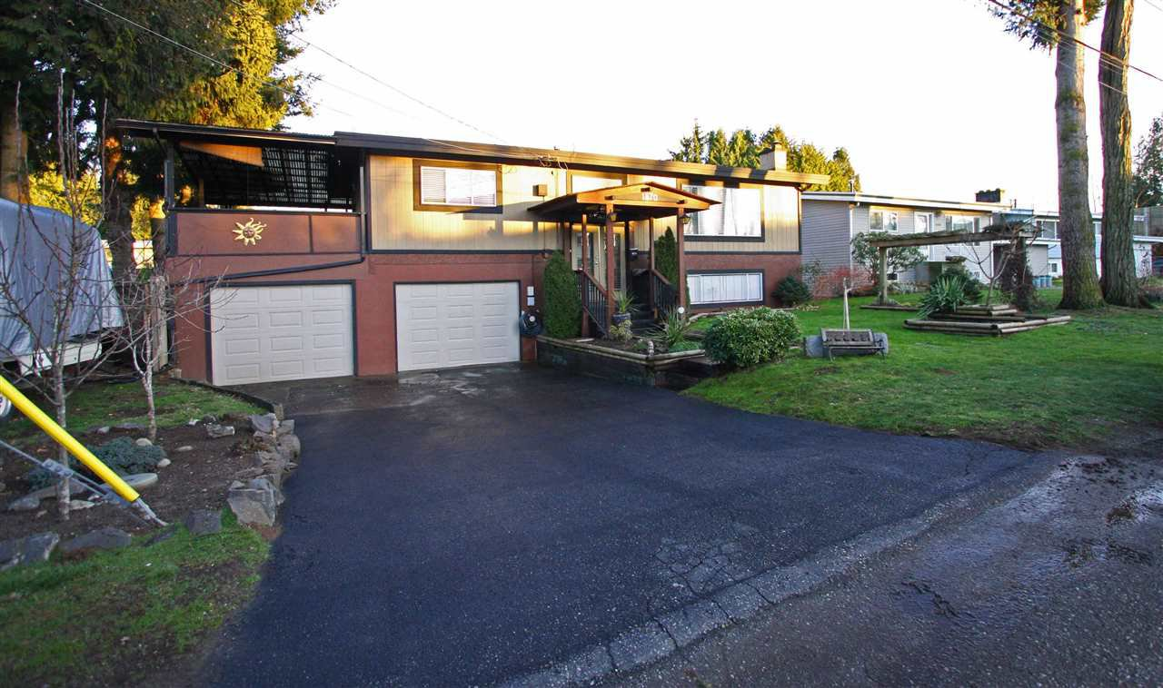 Main Photo: 1870 JACKSON Street in Abbotsford: Central Abbotsford House for sale : MLS®# R2232815