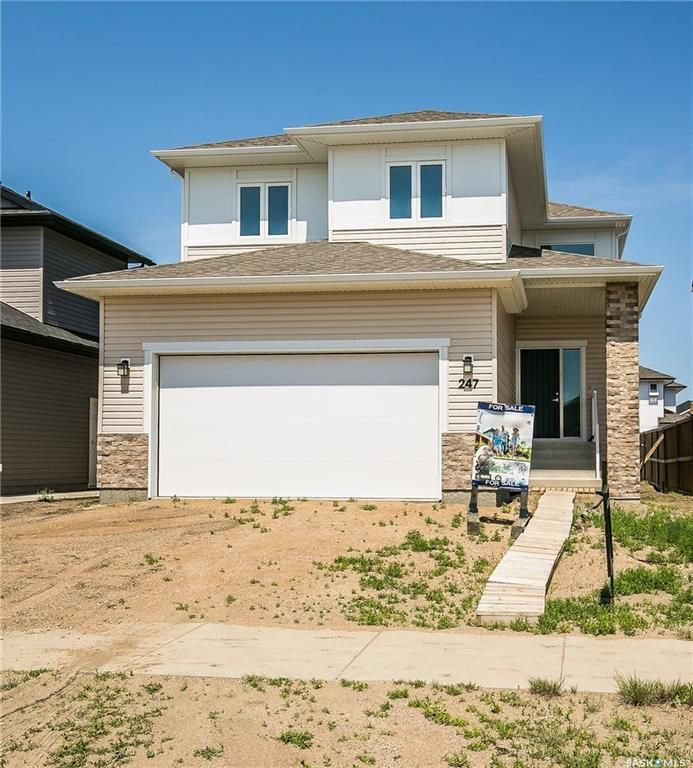 Main Photo: 247 Baltzan Boulevard in Saskatoon: Evergreen Residential for sale : MLS®# SK716079