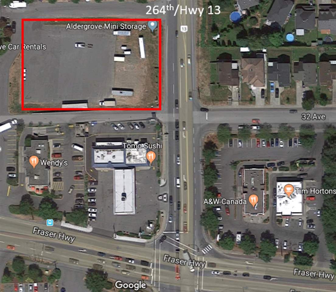 Main Photo: 3227 264 AVENUE in Langley: Aldergrove Langley Commercial for lease : MLS®# C8017502