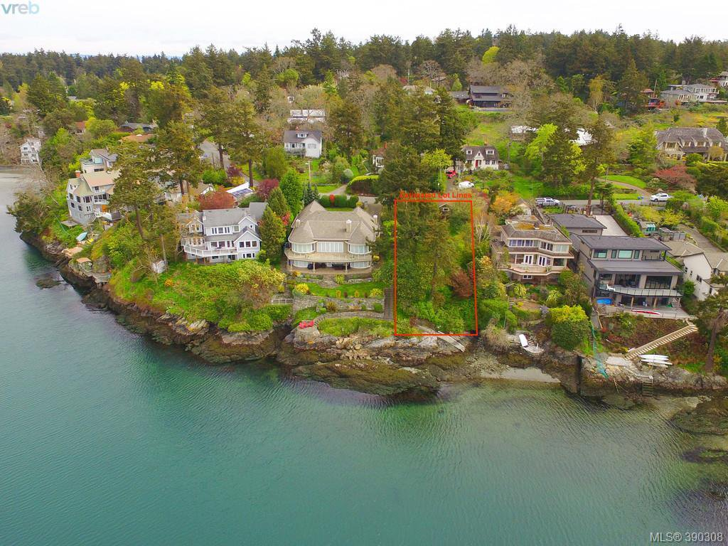 Main Photo: 2741 Sea View Road in VICTORIA: SE Ten Mile Point Land for sale (Saanich East)  : MLS®# 390308