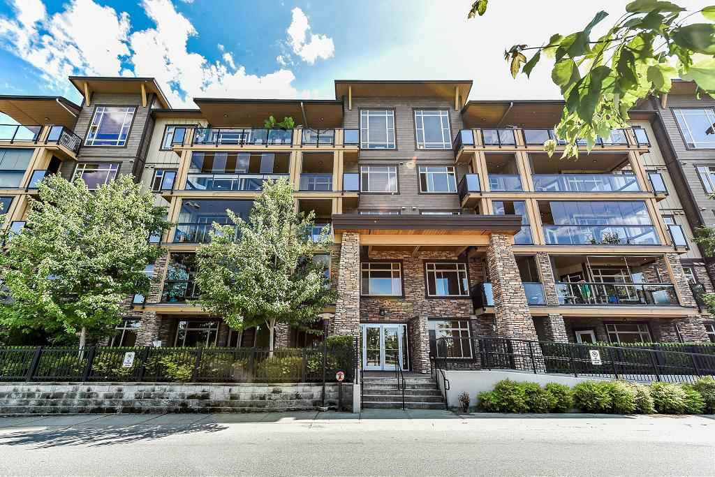 """Main Photo: 110 8258 207A Street in Langley: Willoughby Heights Condo for sale in """"YORKSON CREEK"""" : MLS®# R2272006"""