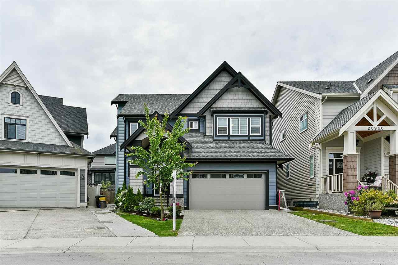 """Main Photo: 20972 80B Avenue in Langley: Willoughby Heights House for sale in """"Lynn Fripps School Catchment"""" : MLS®# R2287923"""