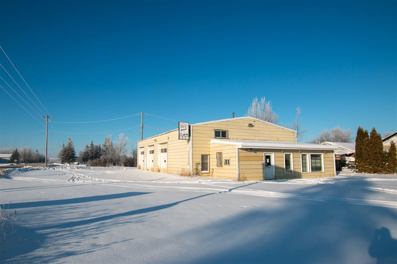Main Photo: 26500 HWY 44: Riviere Qui Barre Industrial for sale : MLS®# E4141027
